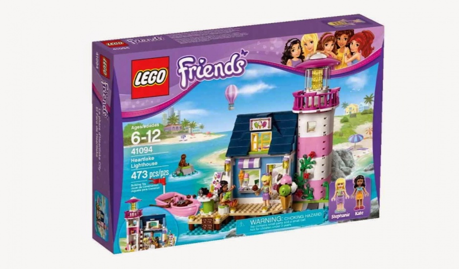 LEGO Friends: Heartlake Vuurtoren (41094)
