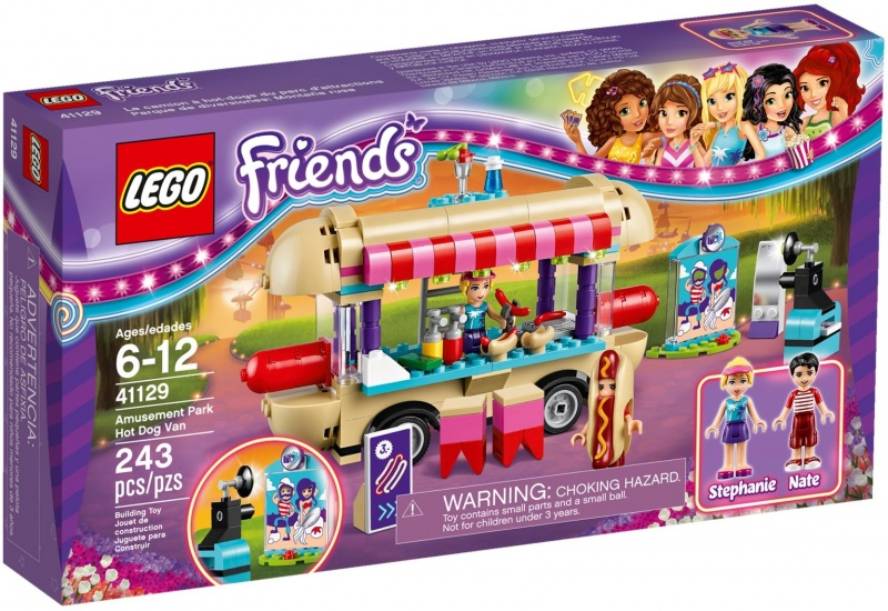 LEGO Friends: Hotdog Kar (41129)