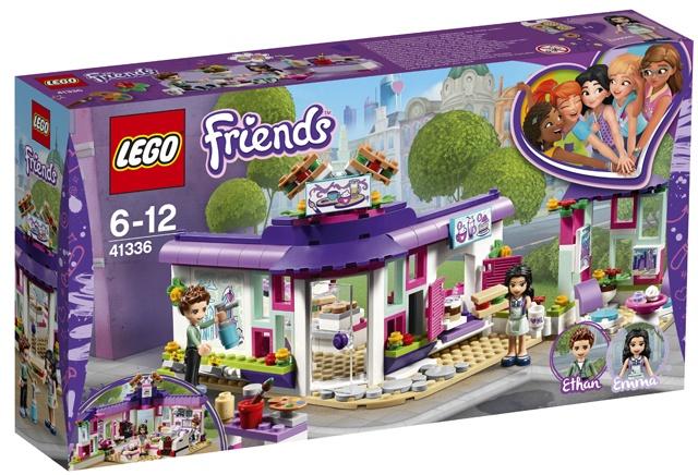 LEGO Friends: Kunstcafe (41336)