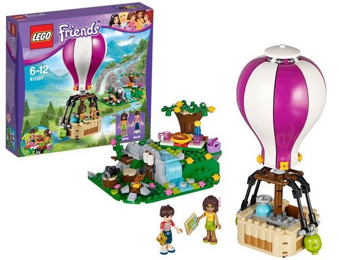 LEGO Friends: Luchtballon (41097)