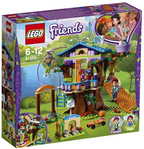 LEGO Friends: Mia's Boomhut (41335)