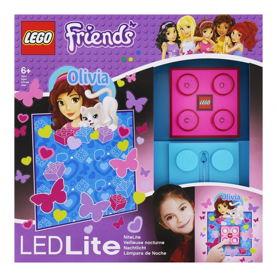 LEGO Friends: nachtlamp Olivia