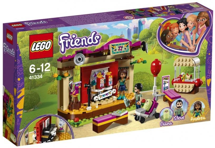 LEGO Friends: Parkprestaties (41334)