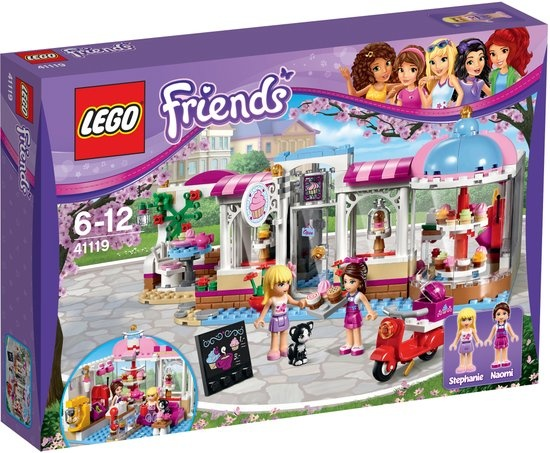 LEGO Friends Puppy (41124)