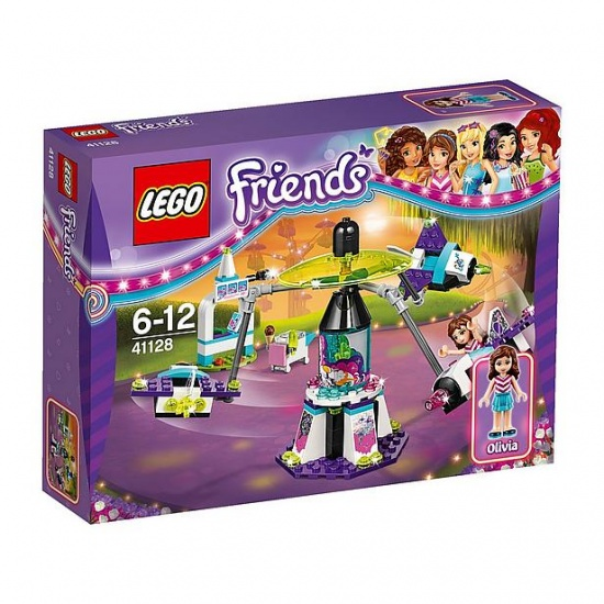 LEGO Friends: ruimterit (41128)