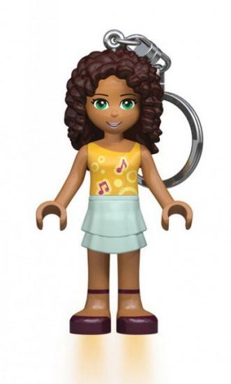LEGO Friends: Andrea sleutelhanger 7 cm