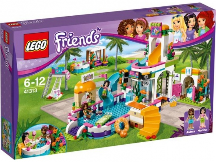 LEGO Friends Zwembad (41313)