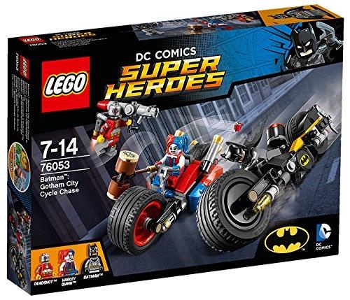 LEGO Heroes Batman Motorenjacht (76053)