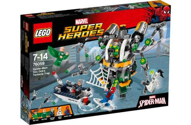 LEGO Heroes Doc Ock's (76059)