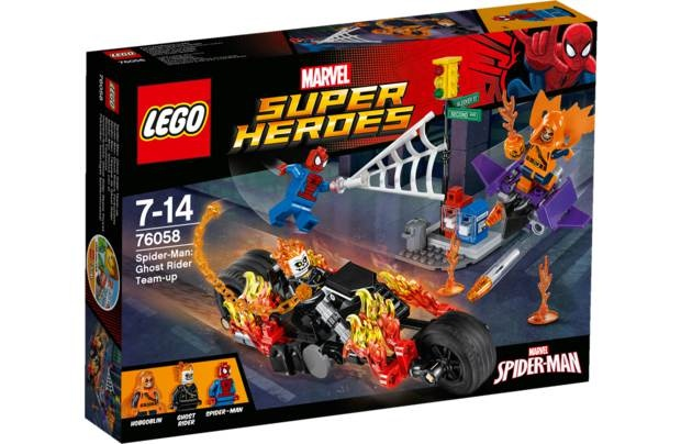 LEGO Heroes Ghost Rider (76058)