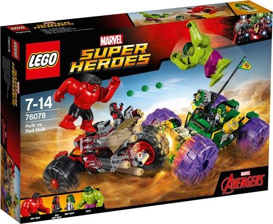 LEGO Heroes: Hulk (76078)