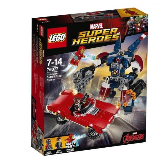 LEGO Heroes: Iron Man (76077)