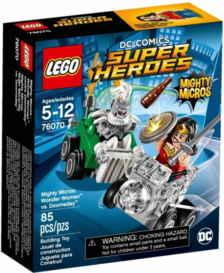 LEGO Heroes: Wonder Woman versus Doomsday (76070)