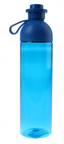 Drinkbeker Lego hydration: 740 ml blauw