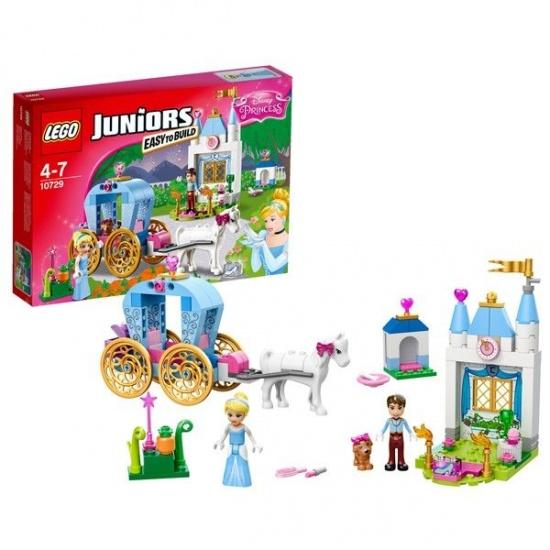 LEGO Juniors: Assepoester (10729)