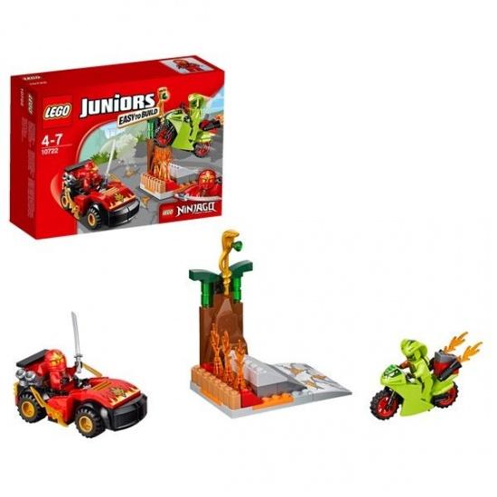 LEGO Juniors: Slangenduel (10722)