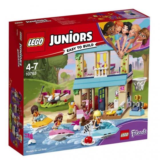 LEGO Juniors: Stephanies huisje aan het meer (10763)