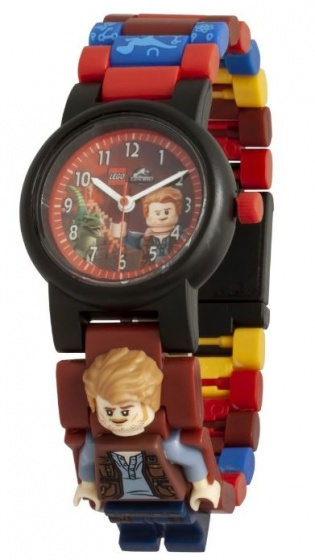 Horloge Lego Jurassic World: Owen