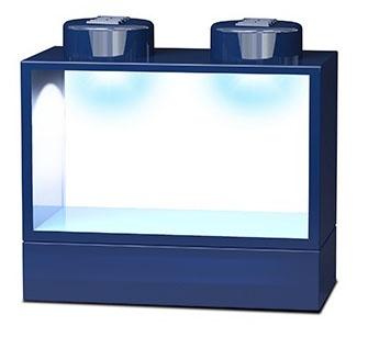 LEGO LED display blauw 20 x 19 x 9 cm