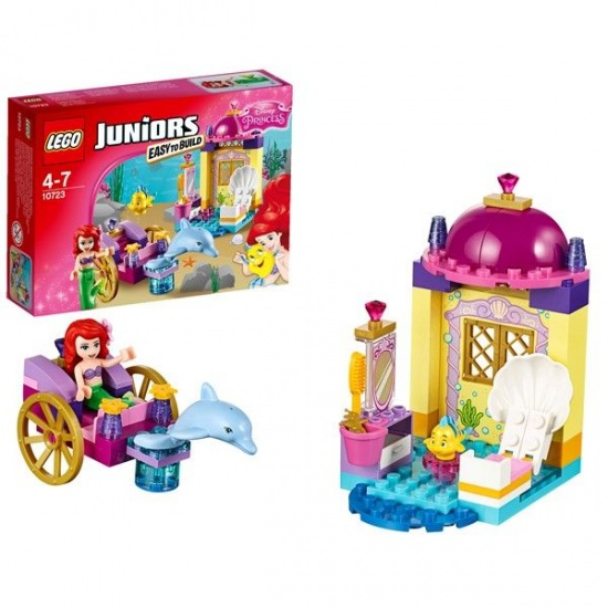 LEGO Juniors: Ariel Koets (10723)