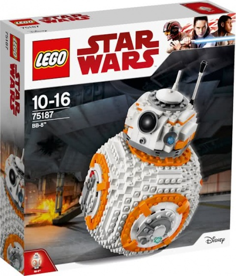 LEGO Lego Star Wars Bb 8(75187 )