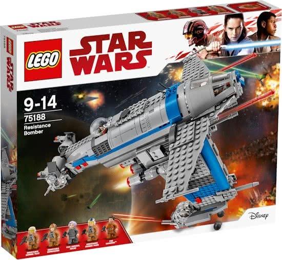 LEGO Lego Star Wars Bomber(75188 )