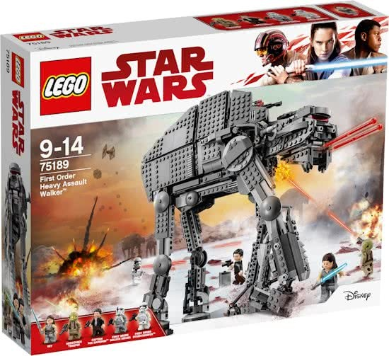 LEGO Lego Star Wars Walker(75189 )