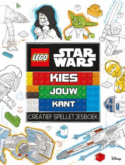 LEGO Star Wars: spelletjesboek kies jouw kant