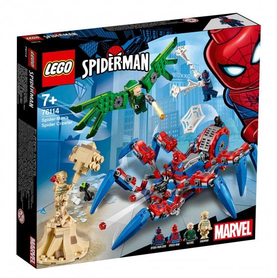 LEGO Marvel: Spider Man's Spider Crawler (76114)