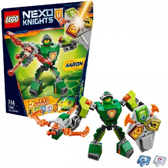 Gevechtsuitrusting Aaron Lego (70364)
