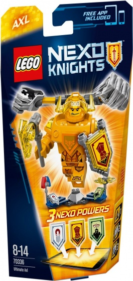 LEGO Nexo Knights Axl (70336)