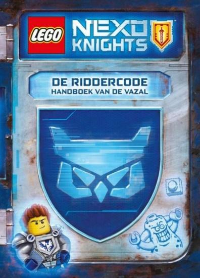 LEGO Nexo Knights boek Riddercode