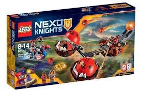 LEGO Nexo Knights: Chaoskoets (70314)