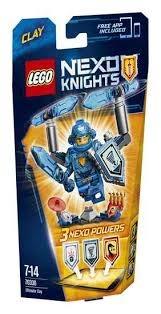 LEGO Nexo Knights: Clay (70330)