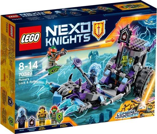 LEGO Nexo Knights: Gevangenis (70349)