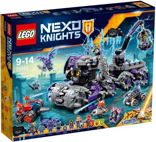 LEGO Nexo Knights: Jestro (70352)