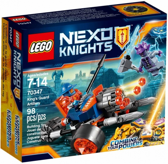 LEGO Nexo Knights: Kanon (70347)