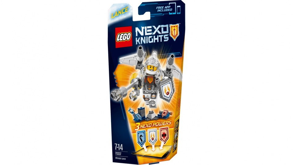 LEGO Nexo Knights: Lance (70337)