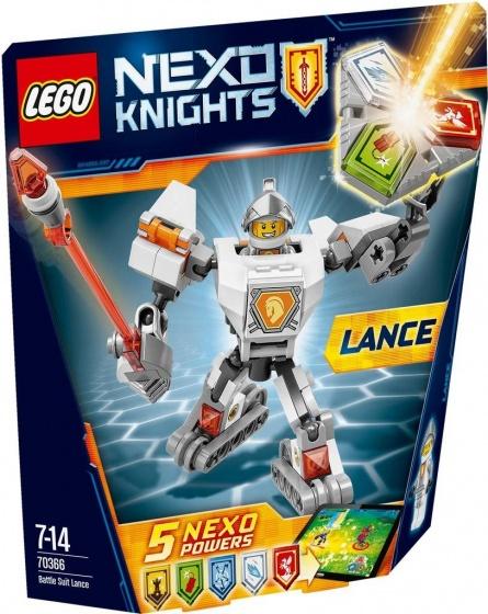 Gevechtsuitrusting Lance Lego (70366)