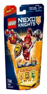 LEGO Nexo Knights: Macy (70331)