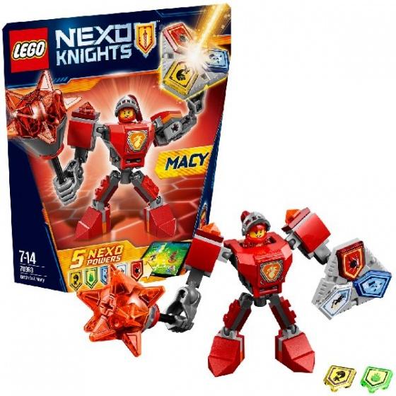 Gevechtsuitrusting Macy Lego (70363)