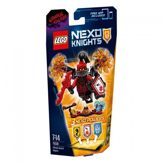 LEGO Nexo Knights: Magmar (70338)