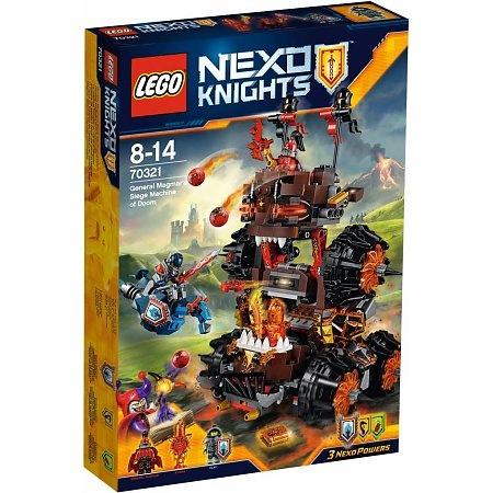 LEGO Nexo Knights: Mag's (70321)