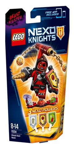 LEGO Nexo Knights: Monster Meester (70334)