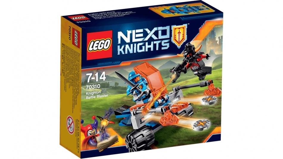 LEGO Nexo Knights: Strijdblaster (70310)
