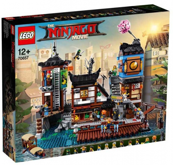 LEGO Ninjago: City haven (70657)