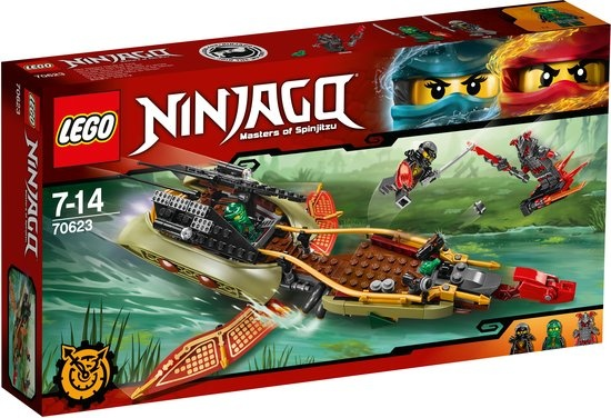 LEGO Ninjago: Destiny's Shadow (70623)