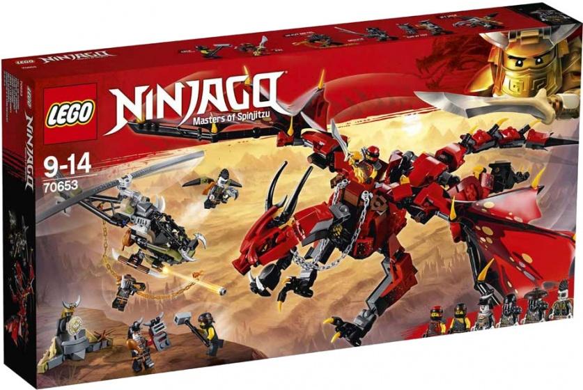 LEGO Ninjago: Firstbourne (70653)