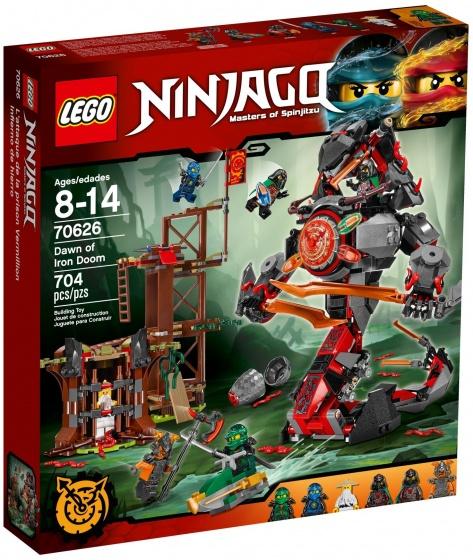 LEGO Ninjago: Iron Doom (70626)