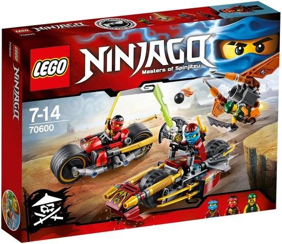LEGO Ninjago Ninja Motor (70600)